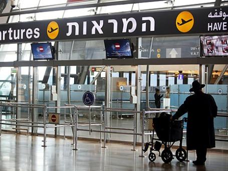 Международный аэропорт Израиля имени Давида Бен-Гуриона. Фото: Reuters
