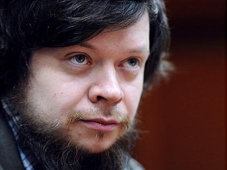 Константин Лебедев в зале заседаний Мосгорсуда. Фото: РИА Новости