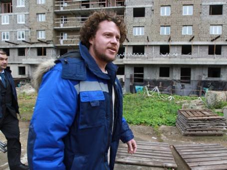 Бизнесмен Сергей Полонский. Фото: РИА Новости