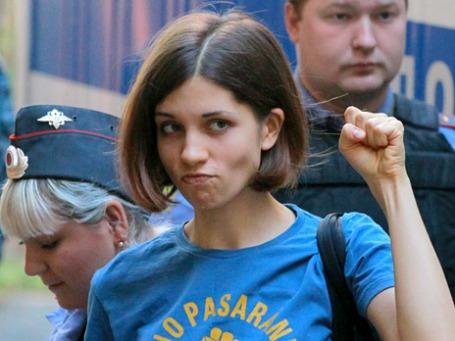 Надежда Толоконникова. Фото: РИА Новости