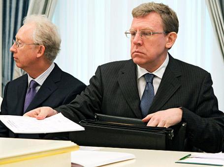 Председатель Комитета гражданских инициатив Алексей Кудрин. Фото: РИА Новости