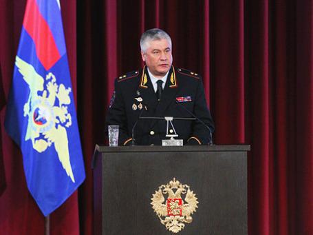 Министр внутренних дел РФ Владимир Колокольцев. Фото: РИА Новости