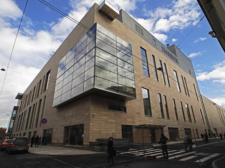 Новое здание Государственного академического Мариинского театра в Санкт-Петербурге. Фото: Reuters