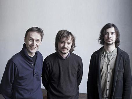 Александр Маноцков, Денис Азаров и Филипп Чижевский. Фото: platformaproject.ru
