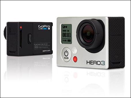 Go Pro HD HERO3 Black Edition. Фото: gopro.com