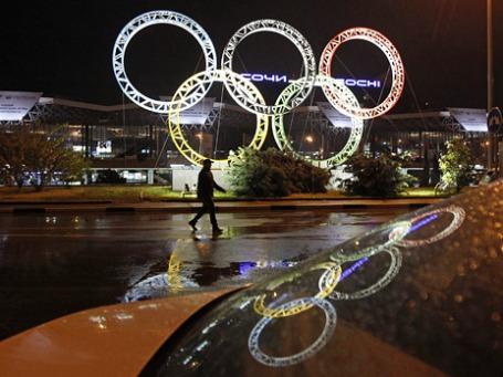 Сочи в преддверии олимпиады. Фото: Reuters