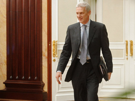 Андрей Фурсенко. Фото: РИА Новости