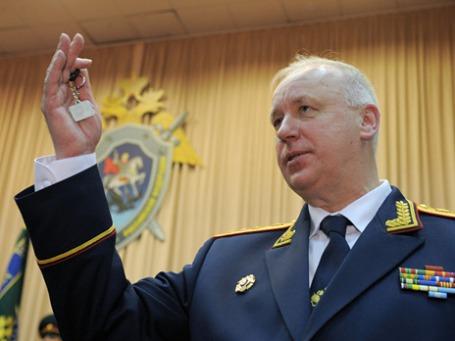 Глава СК РФ Александр Бастрыкин. Фото: РИА Новости