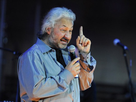 Музыкант и продюсер Стас Намин. Фото: РИА Новости
