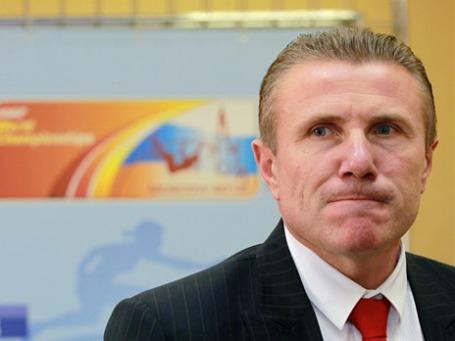Сергей Бубка. Фото: РИА Новости