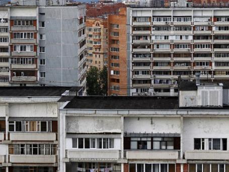 Жилые дома в Подмосковье. Фото: РИА Новости