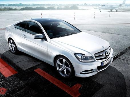 Mercedes Benz C-class Coupe. Фото: mercedes-benz.ru