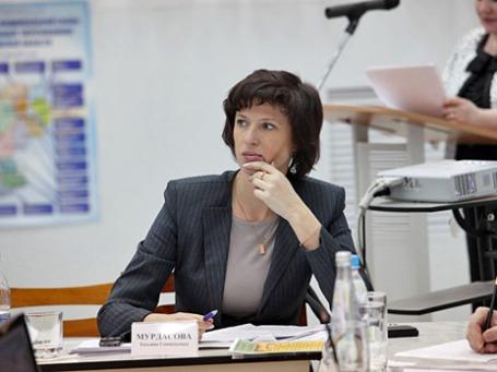 Татьяна Мурдасова. Фото: ulgov.ru