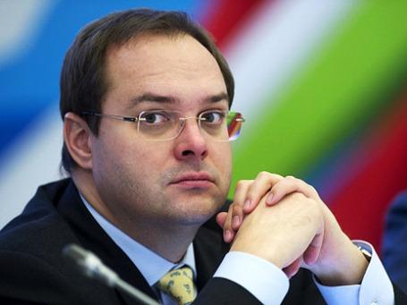 Президент ОАО «Ростелеком» Александр Провоторов. Фото: РИА Новости