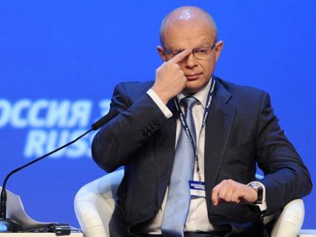 Первый заместитель президента ОАО «Банк ВТБ» Юрий Соловьев. Фото: РИА Новости