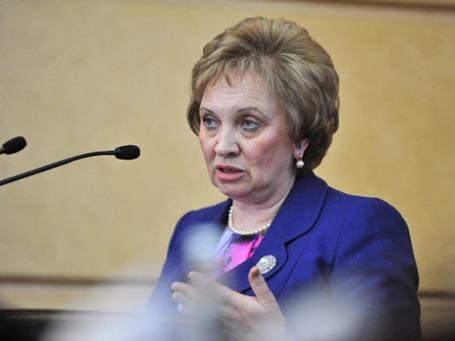 Председатель Московского городского суда Ольга Егорова. Фото: РИА Новости