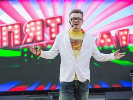 Президент холдинга «ПрофМедиа ТВ» Николай Картозия. Фото: friday.ru