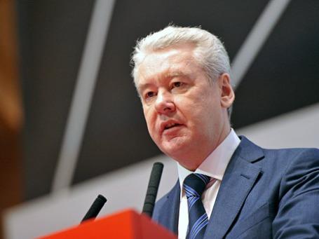 Сергей Собянин. Фото: Григорий Собченко/BFM.ru