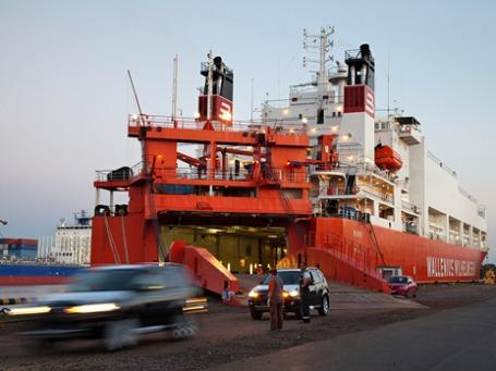 Терминал Global Ports. Фото: globalports.com