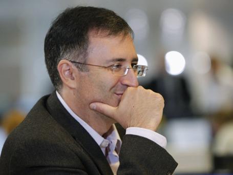 Сергей Гуриев. Фото: Reuters
