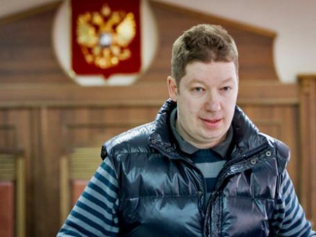 Бизнесмен Алексей Козлов. Фото: РИА Новости