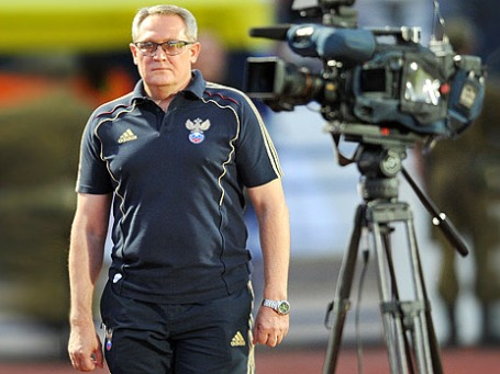 Тренер Юрий Красножан. Фото: РИА Новости