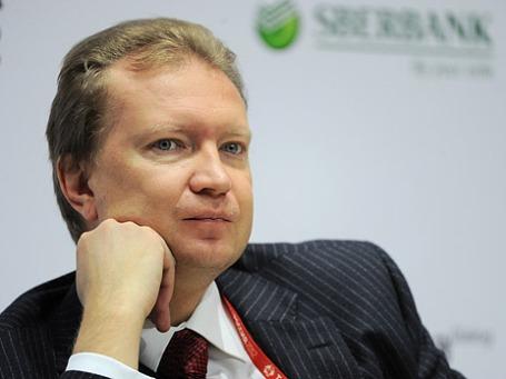 Старший вице-президент ОАО «РЖД» Вадим Михайлов. Фото: ИТАР-ТАСС