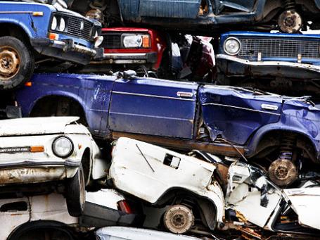 Центр утилизации автомобилей. Фото: РИА Новости