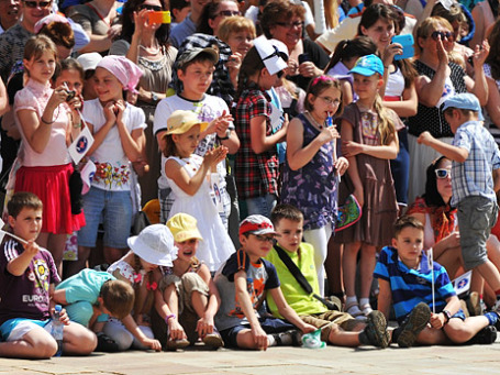 Дети. Фото: РИА Новости