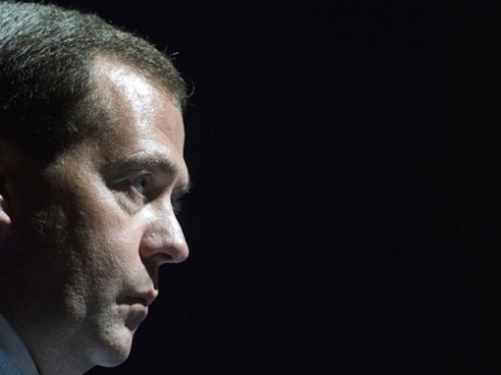 Премьер-министр РФ Дмитрий Медведев. Фото: РИА Новости