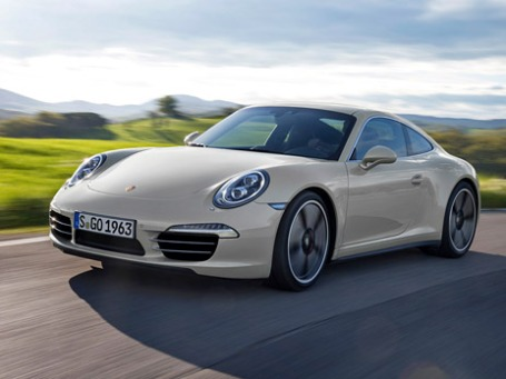 Porsche 911. Фото: porsche.com