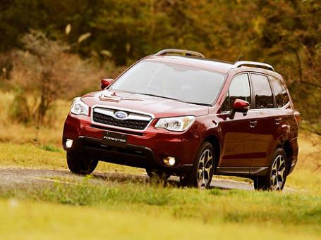 Subaru Forester. Фото: subaru.com