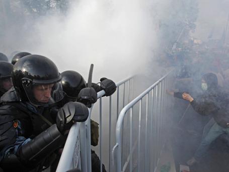 Болотная площадь 6 мая 2012 года. Фото: Reuters