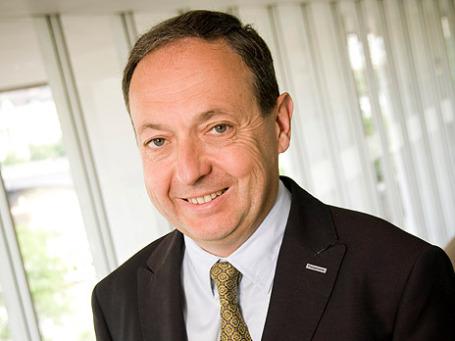 Руководитель Panasonic Europe Лорен Абади. Фото предоставлено пресс-службой Panasonic.