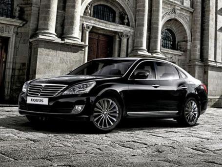 Hyundai Equus. Фото: hyundai.com