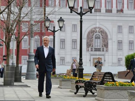 Сергей Собянин. Фото: РИА Новости