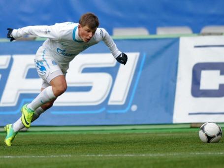 Андрей Аршавин. Фото: РИА Новости