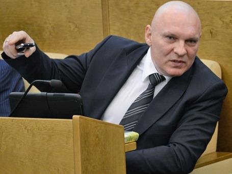 Владимир Овсянников. Фото: РИА Новости