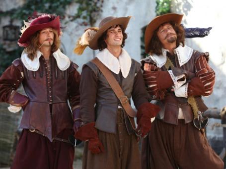 Кадр из фильма «Три мушкетера». Фото предоставлено кинокомпанией «Каропрокат»