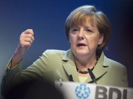 Ангела Меркель. Фото: Reuters