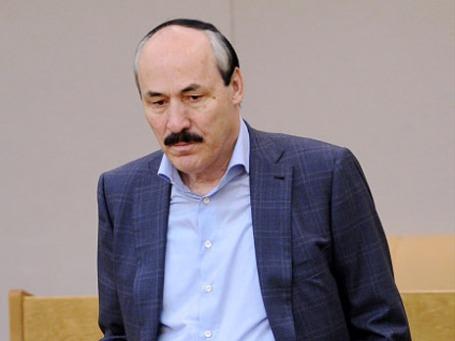 Рамазан Абдулатипов. Фото: РИА Новости