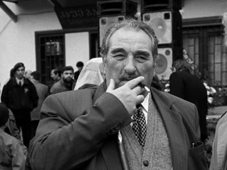 Грузинский режиссер Гига Лордкипанидзе. Фото: РИА Новости