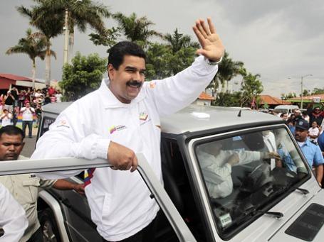 Президент Венесуэлы Николас Мадуро. Фото: Reuters