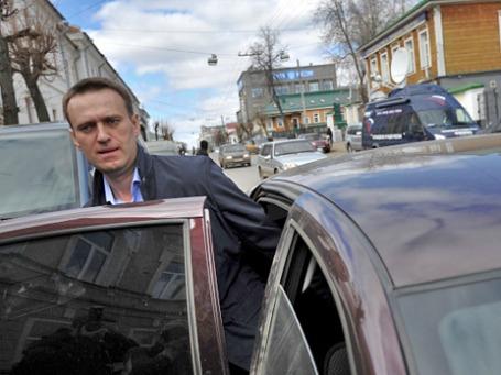 Алексей Навальный. Фото: РИА Новости