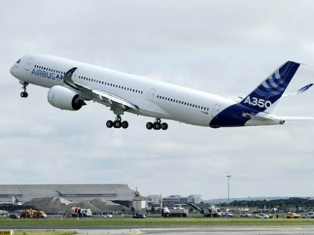 Airbus А350. Фото: Reuters