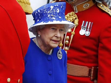 Королева Великобритании Елизавета II отмечает официальный день рождения. Фото: Reuters