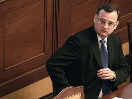 Премьер-министр Чехии Петр Нечас. Фото: Reuters