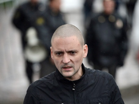 Координатор движения  «Левый фронт» Сергей Удальцов. Фото: РИА Новости
