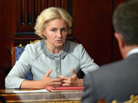 Заместитель председателя правительства Ольга Голодец. Фото: РИА Новости
