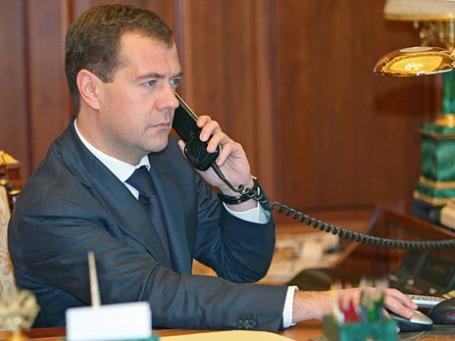 Дмитрий Медведев. Фото: РИА Новости